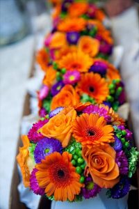 bright flowers pinterest