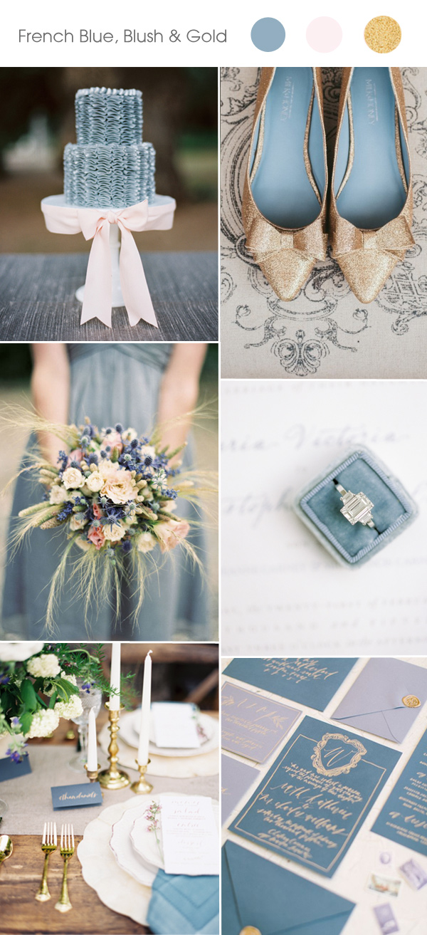 2017 Wedding Trends Part 1: Seasonal Wedding Colors - Doranna ...