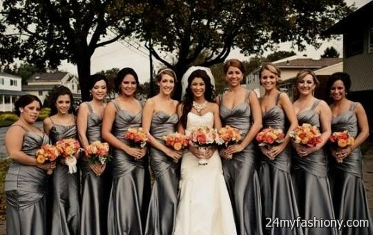 2017 wedding trends part 1 seasonal wedding colors doranna wpid winter wedding silver bridesmaid dresses 2016 2017 blog6banner1024x1024 junglespirit Images