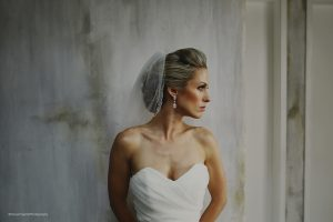 Straight hair bridal updo by Doranna Wedding Hairstylist & Bridal Makeup Artist in Tulum, Mexico