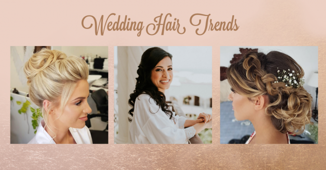 2020 Wedding Hair Trends by Doranna Hairstylist in Playa del Carmen, Mexico